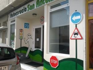 AUTOESCUELA SAN ANTONIO