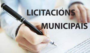Licitacions municipais
