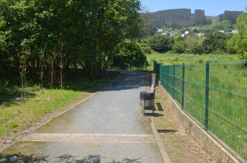 Alumeado Paseo Fluvial