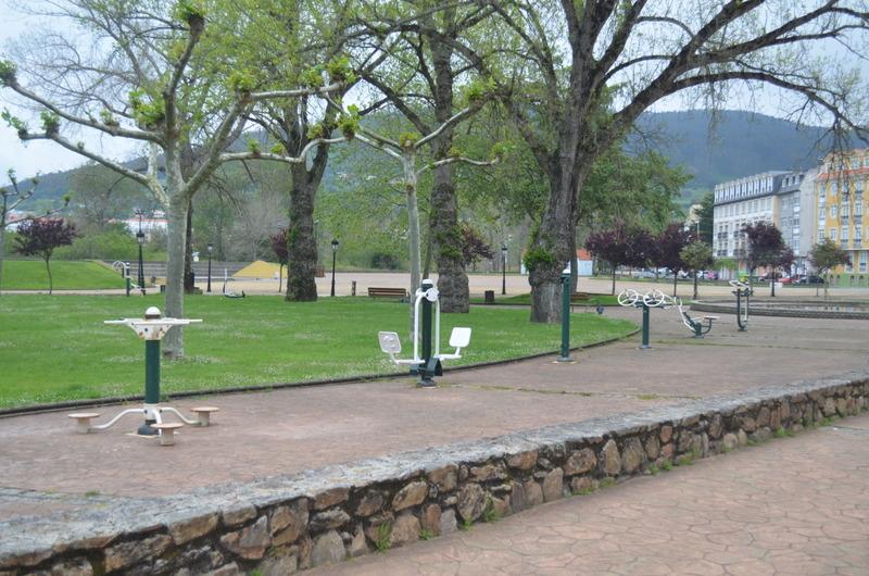 Parque biosaludables