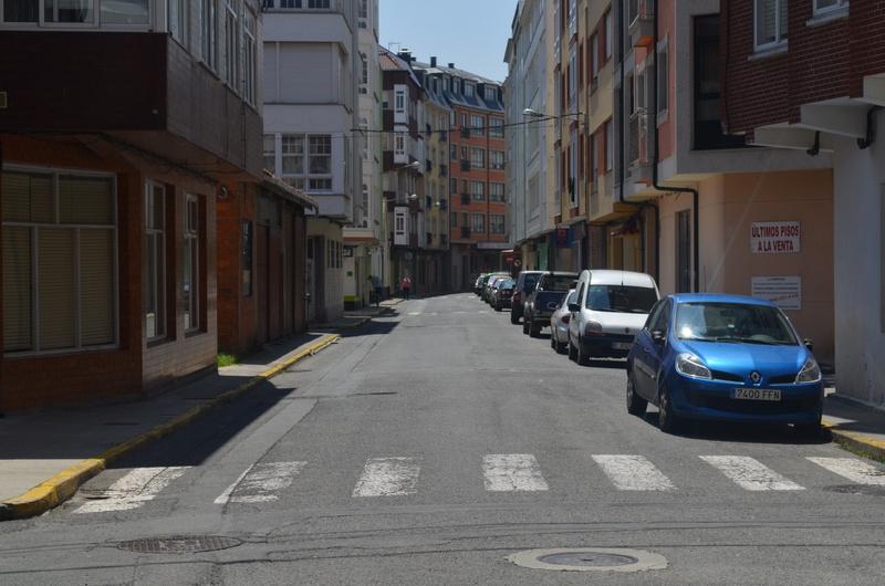 Saneamento Rúa As Pontes